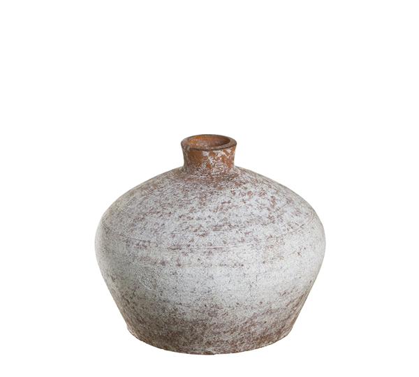 """Κεραμικό βάζο """"Terra"""" 18x16,5cm"""