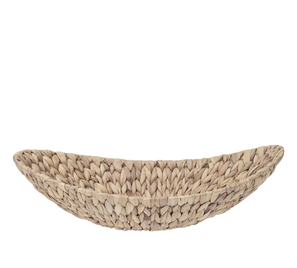Μπολ οβάλ σχήμα από Υάκινθο, 49,5cm