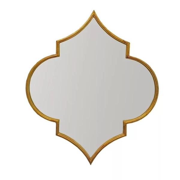 38-06633 ΚΑΘΡΕΠΤΗΣ ΜΕΤΑΛΛΙΚΟΣ ΧΡΥΣΟΣ 69.5Χ2.5Χ80