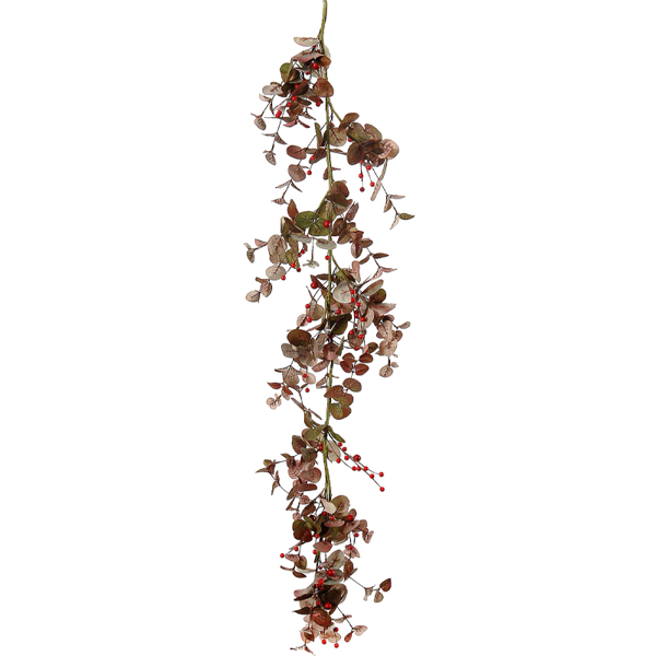 4/40 - 12,7 cm Green/Red Garland