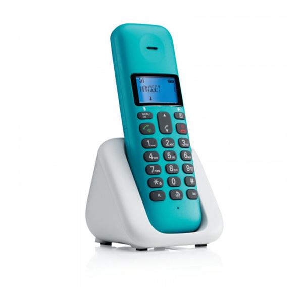 ΑΣΥΡΜ. Motorola T301 Turquoise (Ελληνικό Μενού)