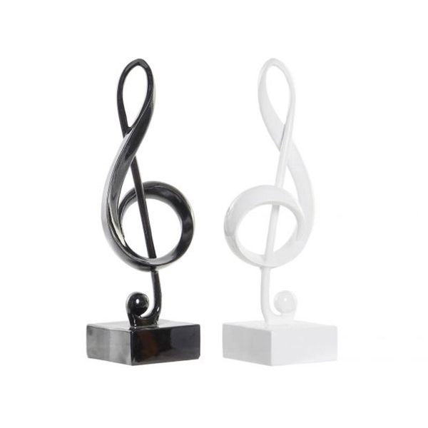 FIGURE RESIN 15X11.5X41 MUSICAL NOTE 2 MODE