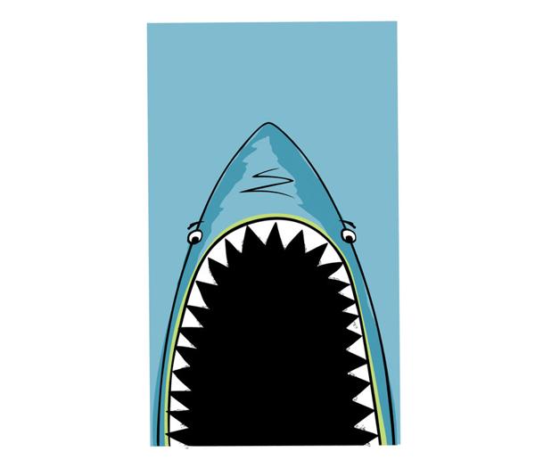 ΠΕΤΣΕΤΑ ΠΟΛ.SHARK JAWS 70X120