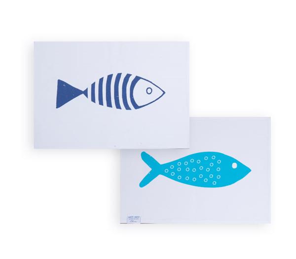 ΣΟΥΠΛΑ ΒΑΜΒ.FISHES WAY 33X48